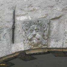 particolare della porta Svedese