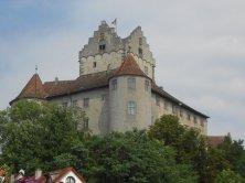 vecchio castello Meersburg