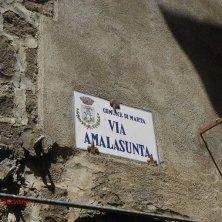 via Amalasunta