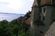 vista castello merovingio