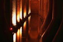illuminazione colonne