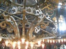 lampadario Santa Sophia