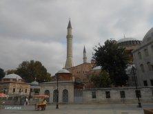 minareti di Santa Sophia