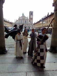piazza a Vigevano