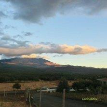 cielo sull'Etna