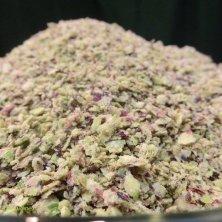 scaglie di pistacchio