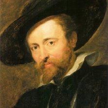 autoritratto Rubens