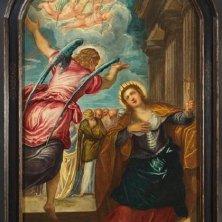 pala d'altare del Tintoretto