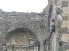 resti chiesa di San Nicola