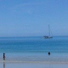 spiaggia Anse Lazio