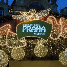 illuminazione Praga