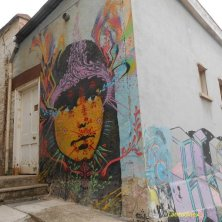 strade di graffiti
