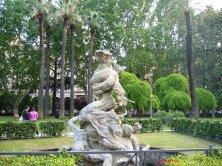 giardini piazza Vittorio