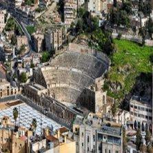 Amman e il teatro romano