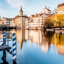 Switzerland Fruehling