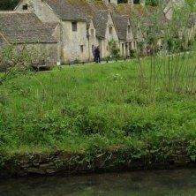 Bibury villaggio