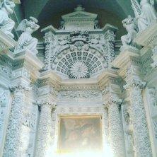 altare San Francesco da Paola in Santa Croce