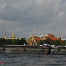 Bangkok dal fiume