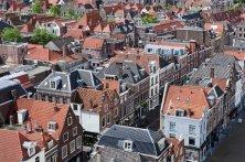 tower of Delft's Nieuwe Kerk