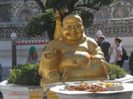 offerte votive al Buddha