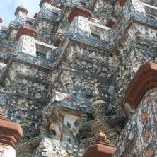 particolare Wat Arun