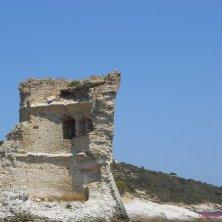rudere di torre avvistamento