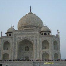 cupola del Taj Mahal