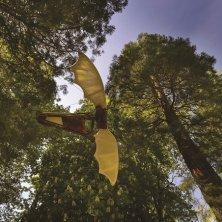 7. Parc Leonardo da Vinci - Machine volante - Maquettes © Château du Clos Lucé - L. de Serres (15)
