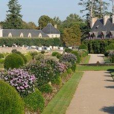 Jardin de Diane de Poitiers©BRIQ ECLIPTIQUE