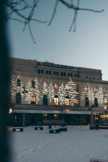 Julstaden Stora teatern_2017_Studiografen_Mika Aberra