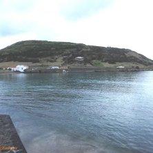 Monte visto da Porto Pim