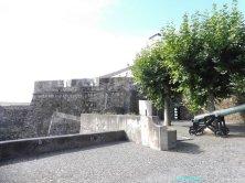 forte a Ponta Delgada
