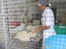 preparazione formaggio