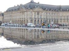 Place de la Bourse e Miroir d'Eau