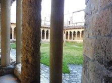 chiostro chiesa St Emilion