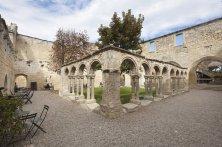 chiostro ex Francescani Saint Emilion