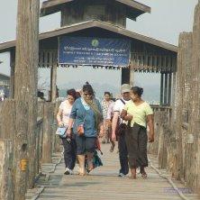 sul ponte di teak