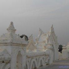 tempio bianco Mingun
