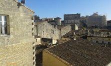 tetti di Saint Emilion borgo