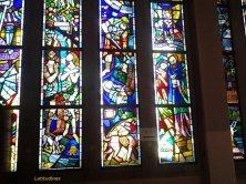 vetrata chiesa