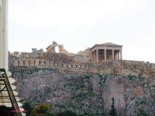 Acropoli vista da Plaka