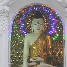 Buddha alla Shewdagon