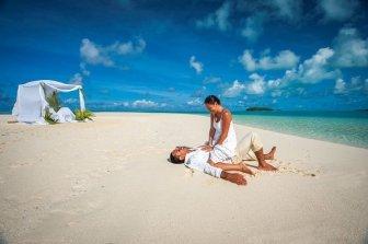 San Valentino in spiaggia