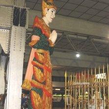 al tempio del Buddha sdariato
