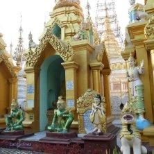 alla Shwedagon Pagoda Yangon