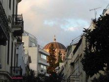 cupola chiesa Atene