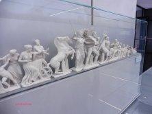 fregio del Partenone ricostruito