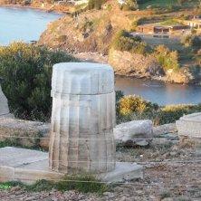 resti archeologici Capo Sounion