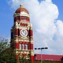stazione di Yangon