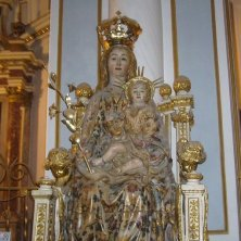 Madonna in cattedrale